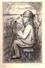 Cacciatore alla posta, 1949, 108x167