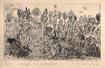 Paesaggio con cacciatore, 1960, 194x118
