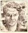 Autoritratto con paesaggio, 1930 - 111x132